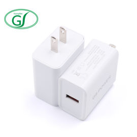 廣數電氣qc3.0美規充電器 手機相容閃充充電器