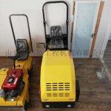 小型單輪雙輪座駕式混凝土壓實機械液壓壓路機