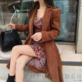 蘭夢萱播品牌女裝尾貨折扣女裝 北京外貿尾貨批發倉庫黑色半身裙