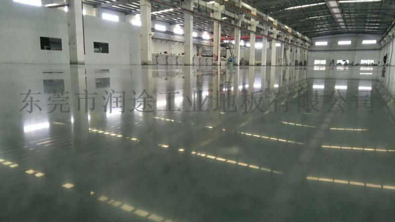 白银金刚砂地坪打磨固化抛光,白银工厂地面起灰怎么办