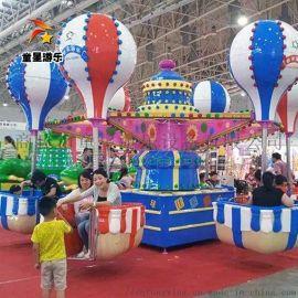 新型熱銷遊樂設備桑巴氣球商丘童星遊樂價格實惠