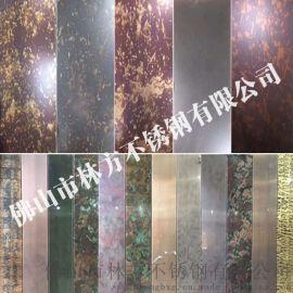 石家庄 不锈钢工艺板厂家供应 彩色不锈钢板