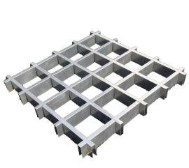 浙江興發鋁材廠家直銷陽極氧化鋁管材柵吊頂格