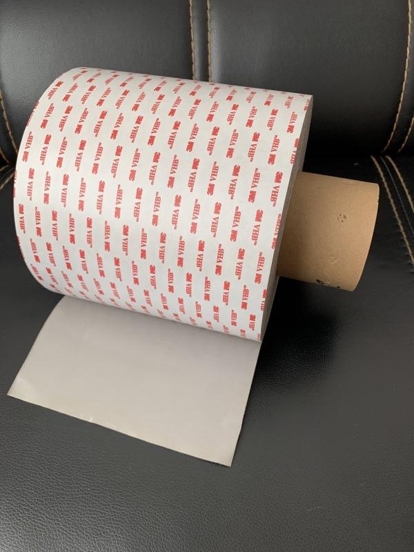 3MRP25强力高粘泡棉0.6MM厚防水胶带