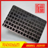 黑色方格不锈钢蚀刻板厂家