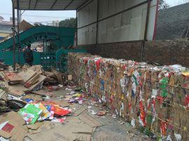 160吨全自动废纸打包机技术参数及报价