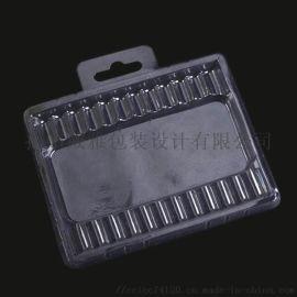 文具吸塑泡殼文具PVC包裝盒定制