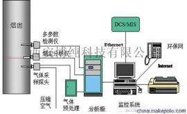 鄂尔多斯砖瓦厂废气排放联网监测设备