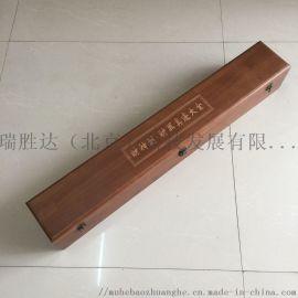 喷油木盒,字画木盒,北京专业做木盒
