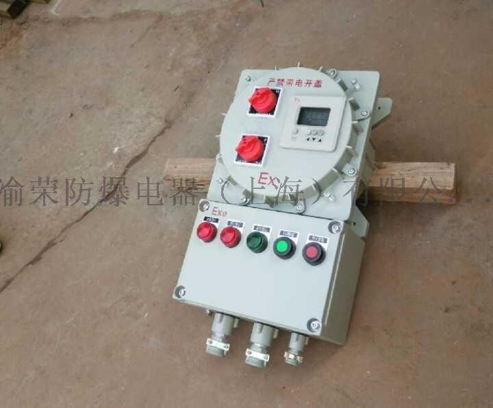 厂家直销IIC级非标防爆配电箱