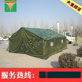 宁泊4.5*5米施工帐篷|野外生存施工|户外工程建筑