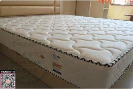 酒店宾馆专用弹簧席梦思双人普通软床垫 1.5 1.8米可定制加厚特价