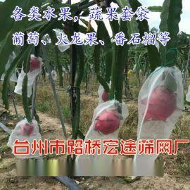 批發各種規格尼龍網眼袋 果蔬防蟲套袋 種子網眼袋 火龍果防蟲袋