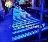 24颗全彩三合一DMX512洗墙灯 LED舞台灯光 长条灯 线条灯 舞台灯具