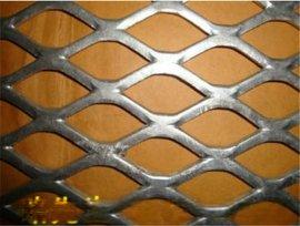菱形网片护栏网 不锈钢镀锌护栏网 浸塑钢板网