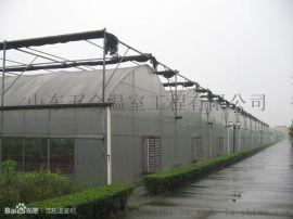 五合文络型玻璃温室