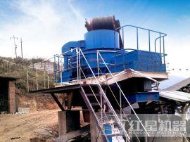 时产一两百吨河石制沙机生产线如何配置LYJ71