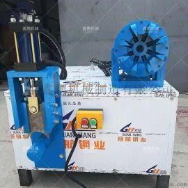 废旧电机拆解整套设备 系统控制采用PLC控制