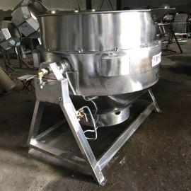 化工厂家用全自动行星搅拌锅  化工浓缩夹层锅