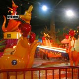 童星游乐 生产色彩新鲜的景区游乐设备袋鼠跳安全耐用