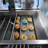 节能环保甜甜圈油炸设备  全自动甜甜圈油炸机