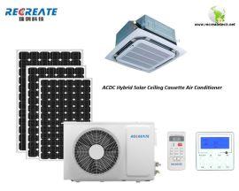 天花机中央空调太阳能光伏板直流变频商用