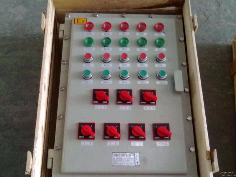 BXK铝合金防爆控制箱
