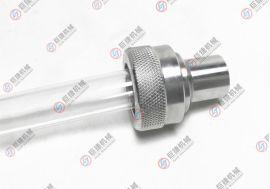 不锈钢液位计专用接头 玻璃管接头 焊接式液位计接头 19mm玻璃管