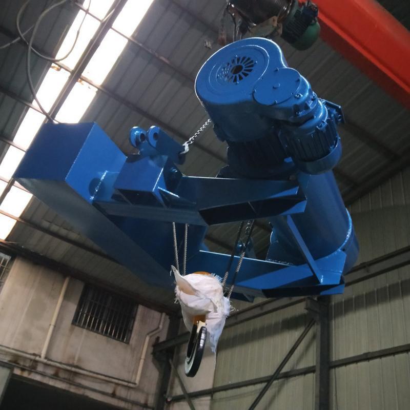 定做1-32T低淨空葫蘆CD型5噸低淨空電動葫蘆