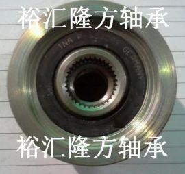 高清实拍 INA F-553099 皮带轮 F553099 张紧轮 F-553099 涨紧轮