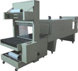 供应自动袖口封切收缩机 /矿泉水封切收缩机/PE膜封切收缩机厂家