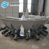 全自動計量配料機多功能控制十二種料高精度配料機PVC輔料配料機