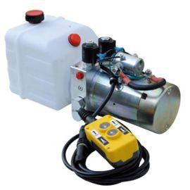 自卸拖车液压动力单元3