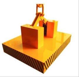 专业生产超强磁力吊具、永磁吊装器、永磁吸盘、永磁起重器