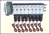 热流道电磁阀组