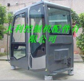 大宇220-7挖掘机驾驶室