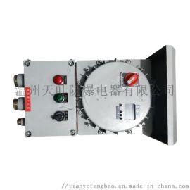 防爆IIC级温控箱电伴热配电箱 温度控制箱