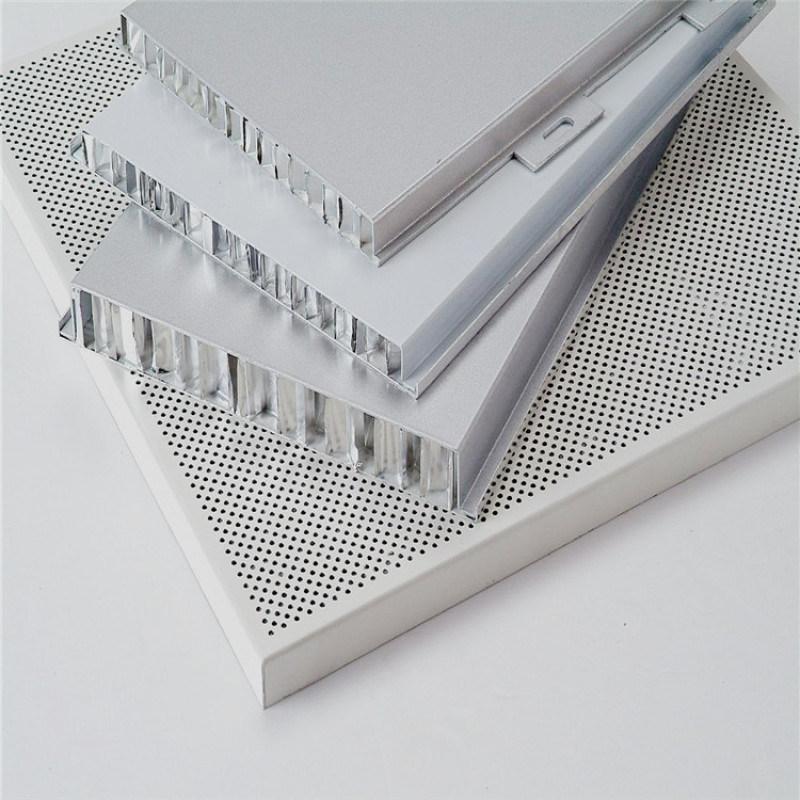 铝蜂窝板厂家定制室内专用吸音效果铝蜂窝板