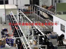 汽车座椅生产线 汽车座椅装配生产线