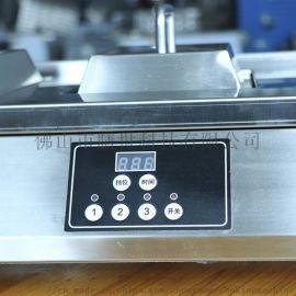 广州膳达智能自动煎饺子机二手全半自动锅贴机日式