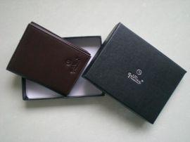 真皮礼品 西安皮具 真皮钱夹定做 卡包 促销礼品