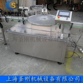 厂家直销西林瓶灌装轧盖机、全自动粉剂灌装机,冻干粉灌装