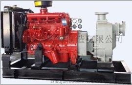 牵引式柴油抽水机 柴油水泵
