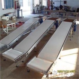 供应小型卸料输送机 货物装卸输送设备 稻谷装车输送机价格y2