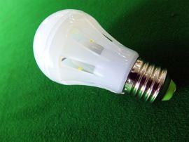 MCOB 360度全周光超亮灯泡,照明E27螺口4/6/8瓦节能灯10Wb22