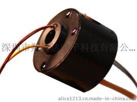 STH-T50以太网过孔滑环,翔运达滑环生产厂家