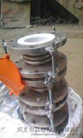 七台河橡胶波纹补偿器图片 昌旺橡胶膨胀节规格标准生产厂家
