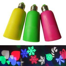 LED图形灯 舞台灯光 光束灯卡通 图案灯投射灯旋转跳舞灯 效果灯