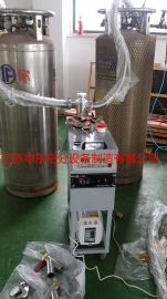 江苏华东LNG气瓶夹层补抽真空设备