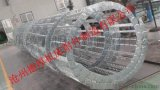 钢厂设备专用钢铝拖链 钢制拖链